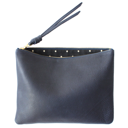 Rennes Large Leather Pouch