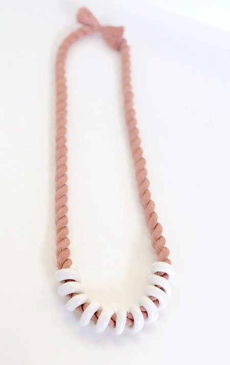 Barrow Landline Necklace