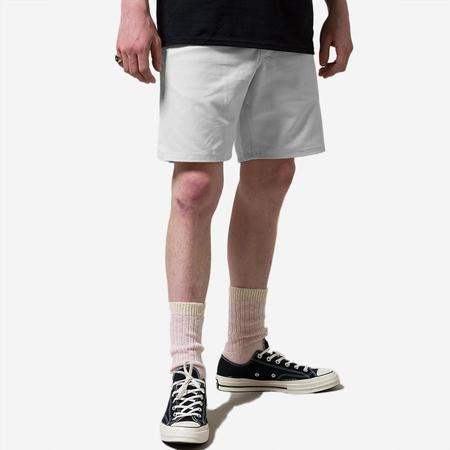 Stan Ray 80s Painter Shorts - White Drill PFD
