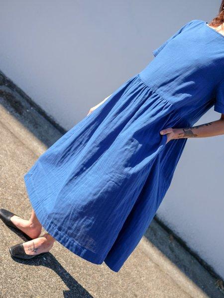 wrk-shp SUMMER COTTON DRESS