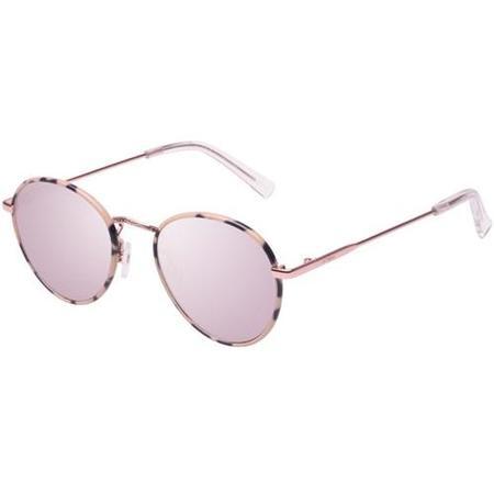Le Specs Zephyr Deux Sunglasses - Milky Tort