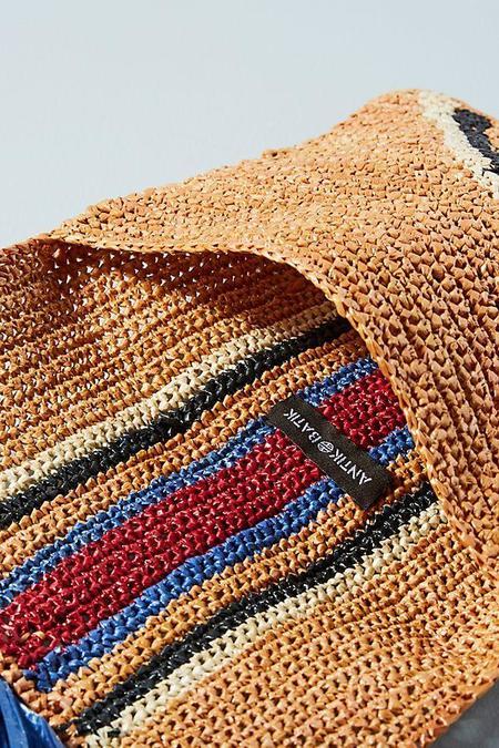 Antik Batik Rufo Clutch - MULTI
