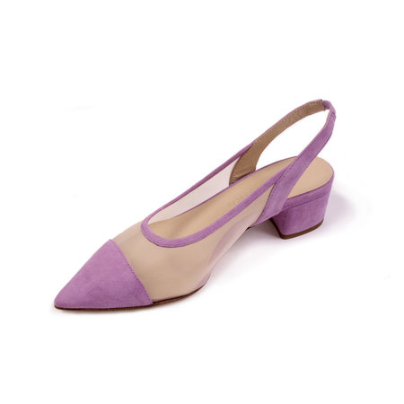 Creatures of Comfort Gloria Sling Back - Lilac
