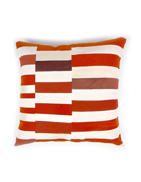 Taroni Piano Large Pillow - Orange
