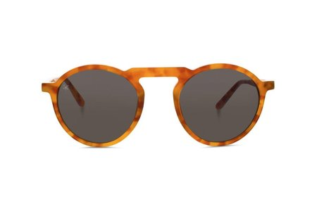 Smoke x Mirrors Letter sunglasses - Ginger Glam