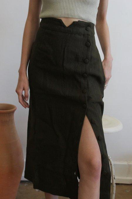 Ajaie Alaie Transitional Skirt - Fern