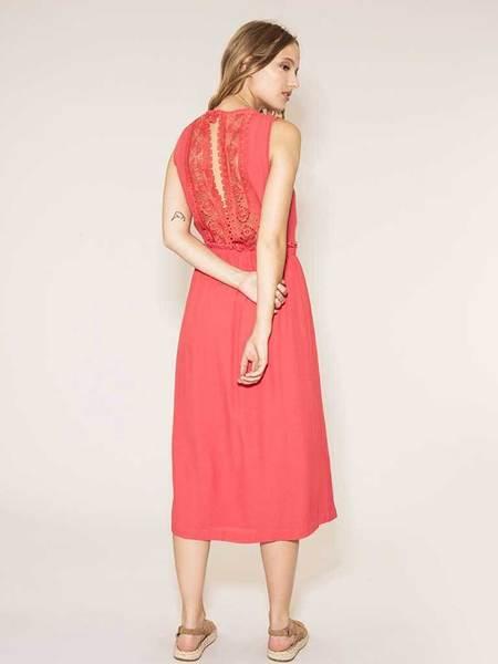 Suncoo Coraline Dress - Grenadine