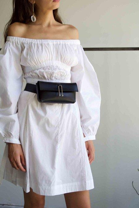 SONYA LEE Jess Belt Bag - Oiled Black
