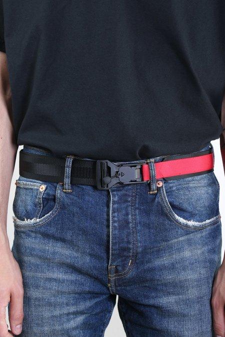 Dsptch V-Buckle Belt - Red
