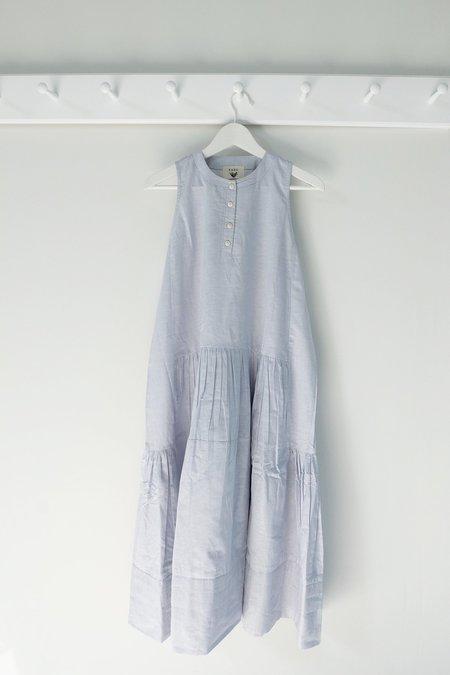 Karu Dawn Ruffle Dress