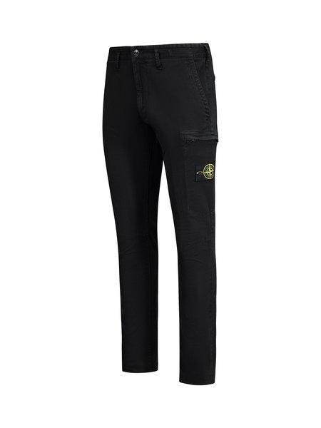 Stone Island T.Co + Old Pants - black
