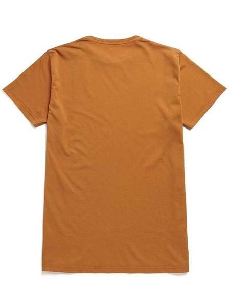 Albam Classic T-shirt - Burnt Orange