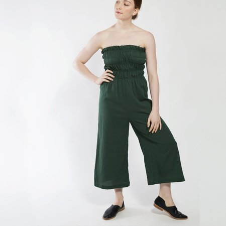Renamed Jones Jumpsuit - Green