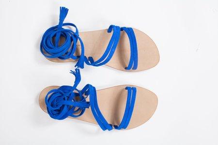 CAPRI POSITANO Appia Sandal - Blue