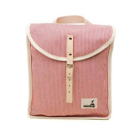 Kids Merci Milo Mo Bags - Sweet Cherry Stripes