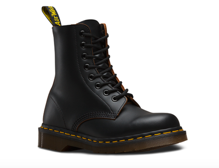 Unisex Doc Marten 1460 Vintage Made in England boot - Black