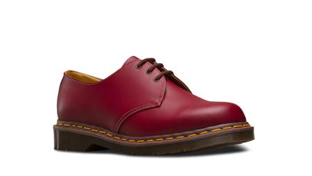 Doc Marten 1461 Vintage Made in England shoe - Oxblood