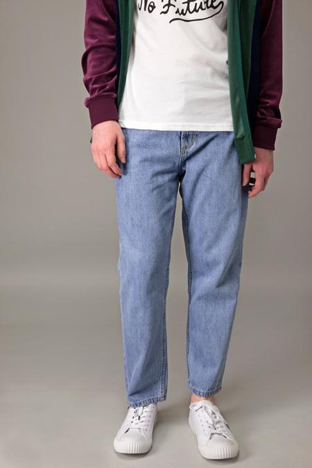 Obey Bender 90s Jeans - Light Indigo