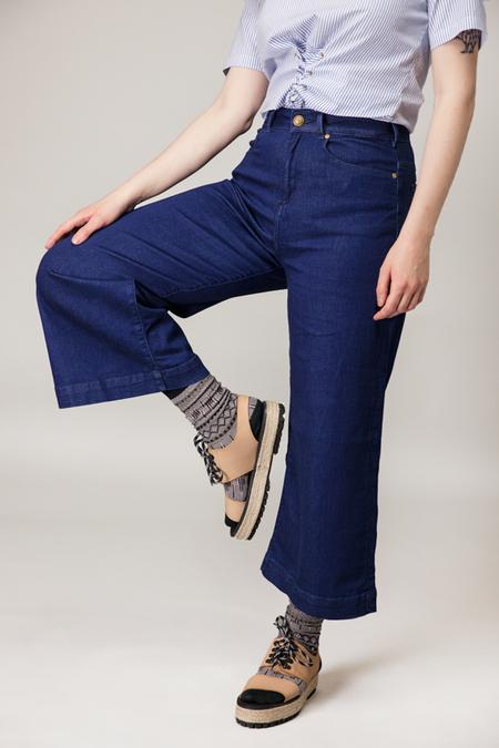 Maison Scotch Seasonal Sailor Jeans - BLUE