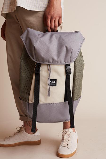 HERSCHEL SUPPLY CO Zaino Iona Aspect Backpack - Pelican/Deep Lichen