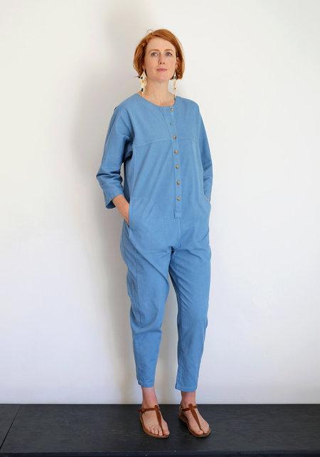 Lindsay Robinson Beryl Jumpsuit - Indigo