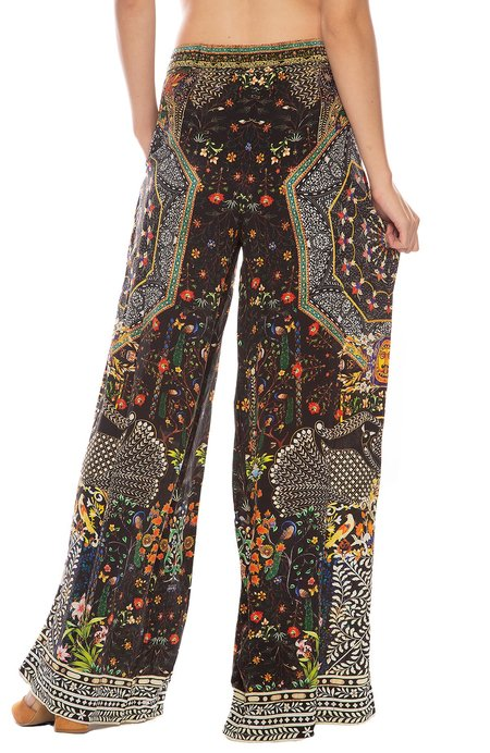CAMILLA Behind Closed Doors Wide Leg Pant