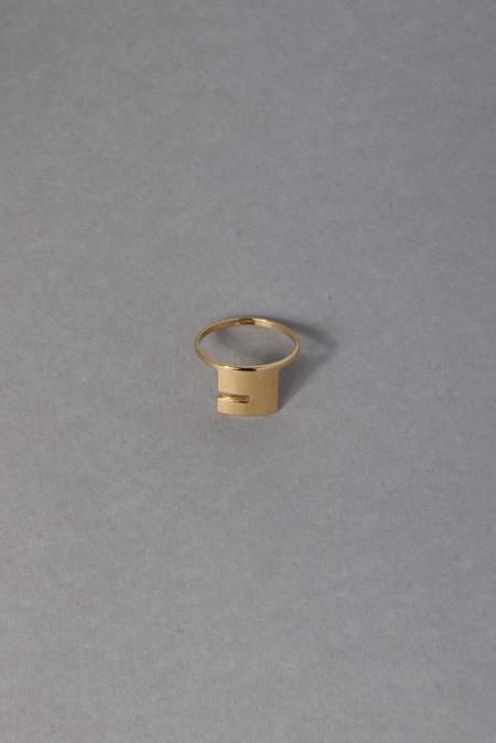 Anne Thomas Walter Ring - 18k Gold