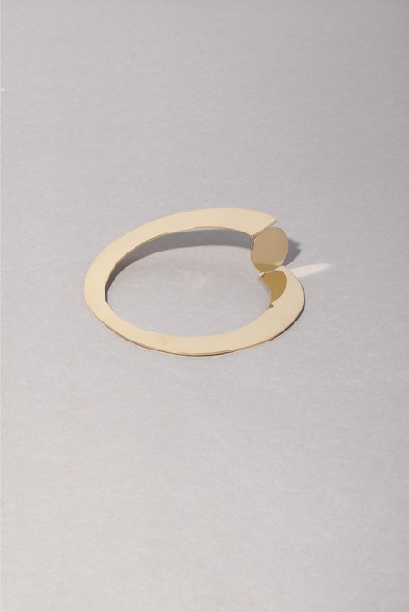 Anne Thomas Oro Boro Bracelet