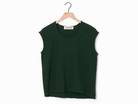 Alasdair Xaan Top - Emerald