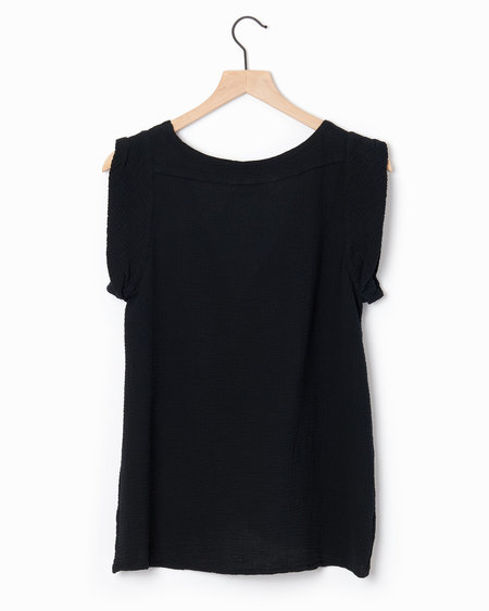 Alasdair Cassi Top - black