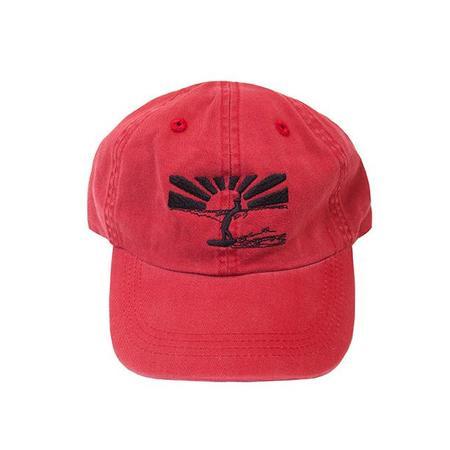 Krammer & Stoudt SUNSET SURFER CAP - RED