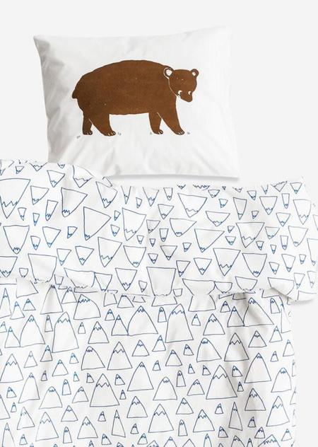 Kids Fine Little Day Bruno/ Mountain Bed Set