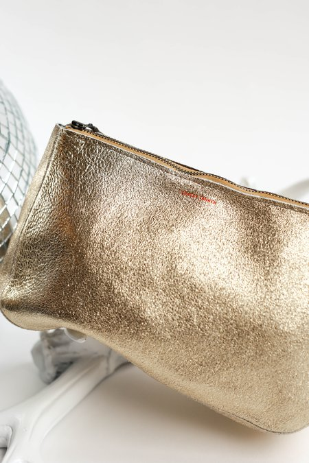 Tracey Tanner Fatty Pouch - Gold/Bronze