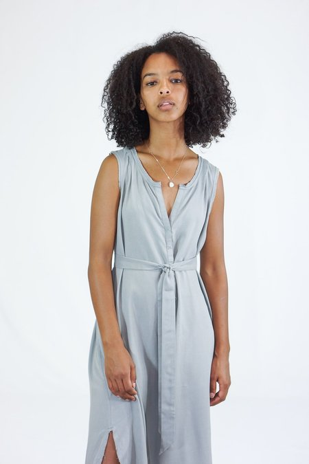 GOSILK Go Cas Dress - Smoke
