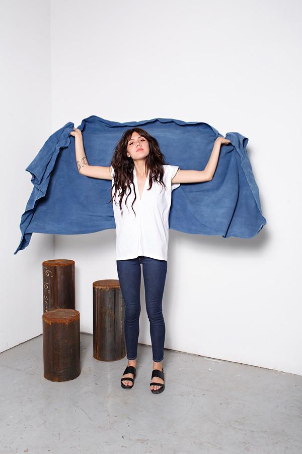 Miranda Bennett Raw Silk Textile