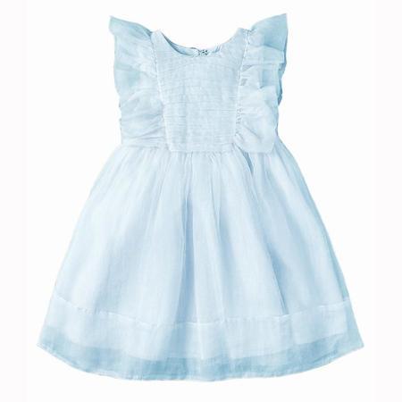 KIDS Love By Nellystella Mae Dress - Iris Blue