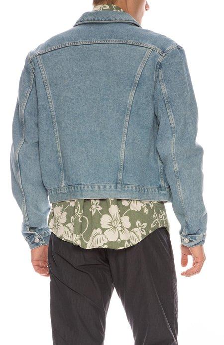 Our Legacy Mudride Jacket - Blue Rayon Denim