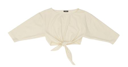 Ilana Kohn Gina Shirt in Natural Twill