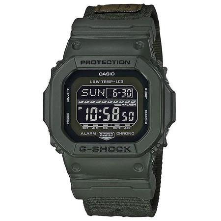 G-Shock G-Lide GLS5600CL-3 Watch - Olive