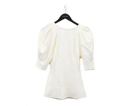 Khaite Darlene Top - White