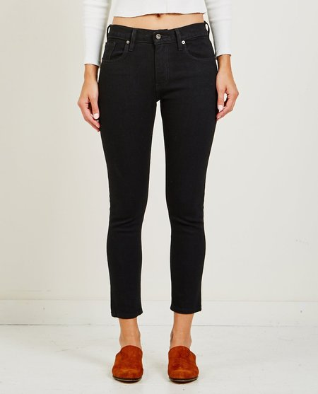Levi's Made & Crafted THE CIGARETTE JEAN - NOMAD BLACK
