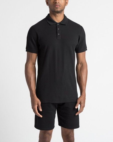 Reigning Champ Knit Polo