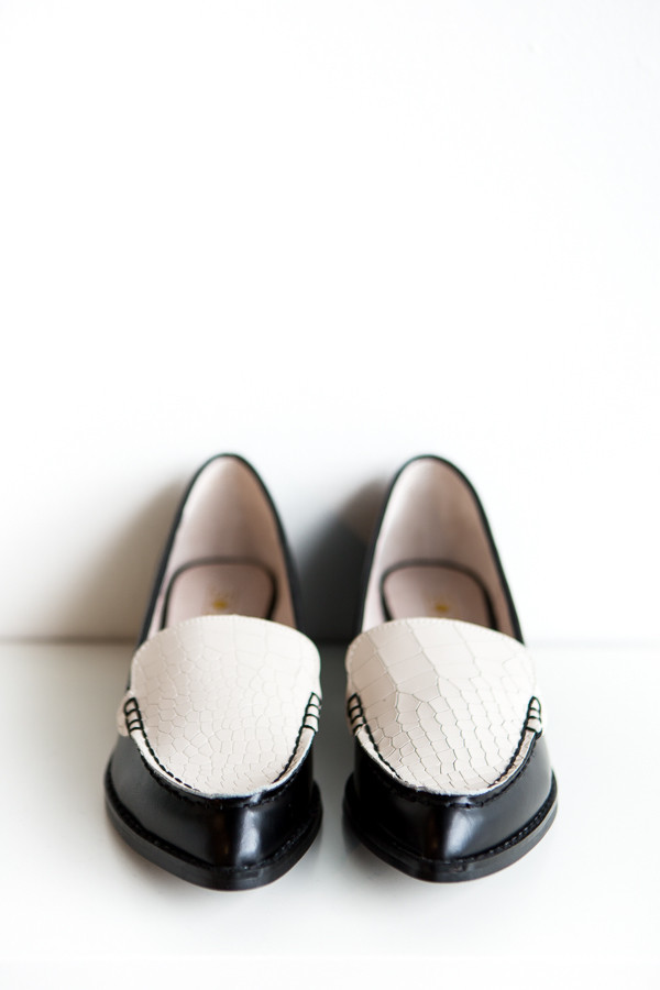 Sol Sana Dillian Leather Loafer