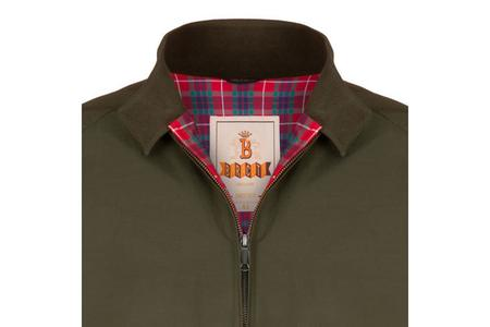 Baracuta G9 Harrington Jacket - Beech