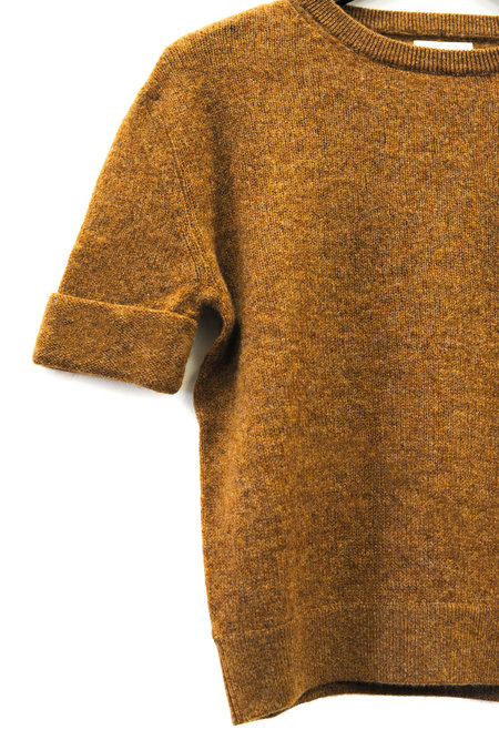 Khaite Lydia Sweater - Brown