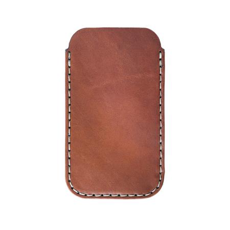 MAKR iPhone Sleeve - SADDLE TAN
