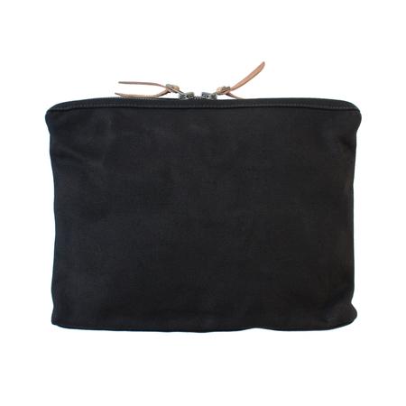 Unisex MAKR Large Organizer Pouch  - Black