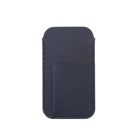 MAKR iPhone 6/7/8 with Card Sleeve - NAVY MATTE