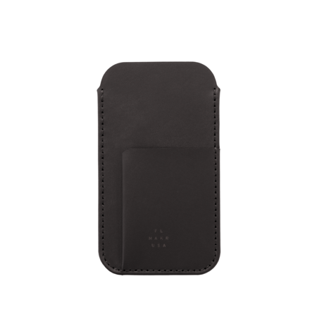 MAKR iPhone 6/7/8 with Card Sleeve - UMBER