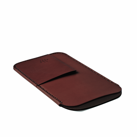 MAKR iPhone 6/7/8  Plus with Card Sleeve - OXBLOOD